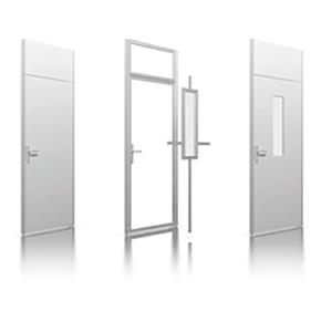 Octawall Tür W415