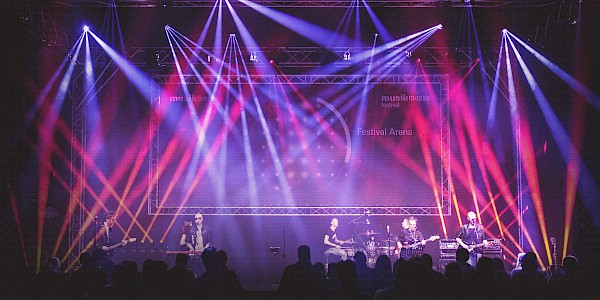Lichttechnik, Messebeleuchtung und Showlicht für Events in Karlsruhe, Mannheim und Frankfurt