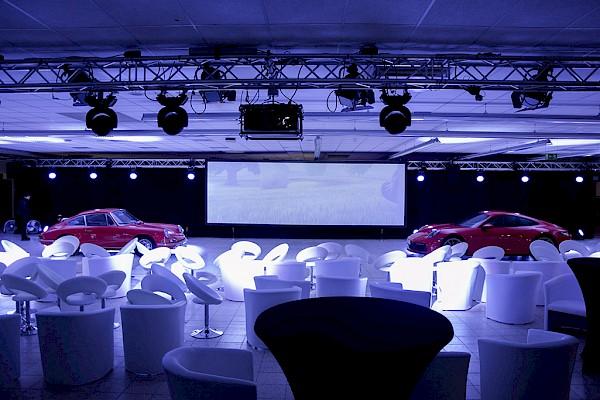 Auto-Präsentation in Karlsruhe - Eventmanagement, Konzeption und Planung von PINK Event Service