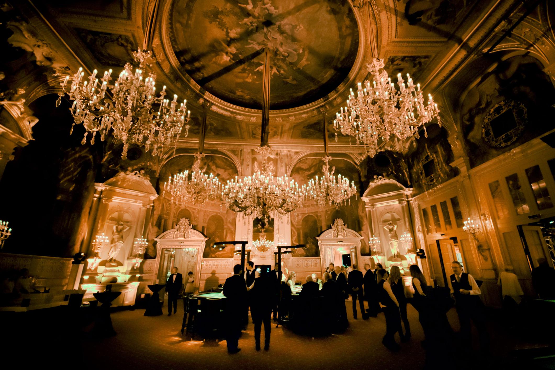 Casino Baden Veranstaltungen
