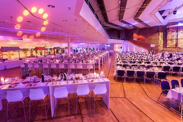 Mietmobiliar und Veranstaltungstechnik in Pforzheim von PINK Event Service