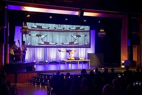 20er Jahre Event buchen mit allem was dazugehört - Show, Party, Künstler, Akrobatik, Eventtechnik und Eventdesign von PINK Event Service aus Karlsruhe und Frankfurt