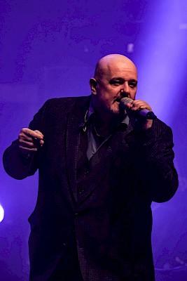 Rolf Stahlhofen - Konzert im Rosengarten Mannheim mit Veranstaltungstechnik von PINK Event Service