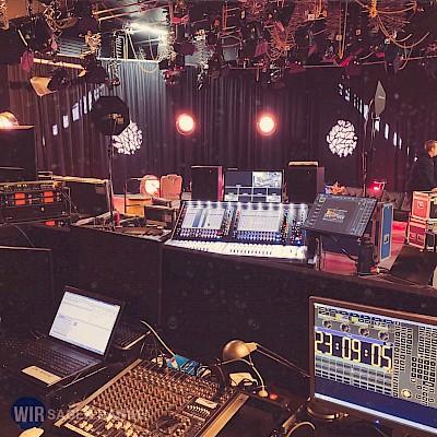 Live-Streaming-Event mit Medientechnik von PINK Event Service für virtuelle Veranstaltungen in Mannheim, Karlsruhe, Frankfurt