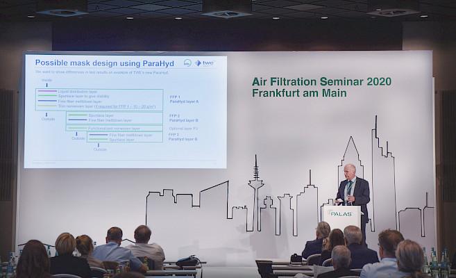 Palas GmbH Air Filtration Seminar 2020